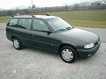 Opel Astra 1.8l kombi, Jg.1996, KM 227000, mit Serviceheft