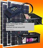Solar Inselanlage komplettset 520wp premium 12v System neu