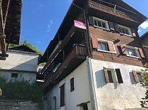 IMMOMIG SA - Altes Familienhaus im typischen Walliser-Stil