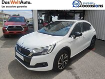 Ds ds4 crossback bluehdi 120 s&s bvm6 executive diesel 10/2018 11 709 km blanc annonay (07)