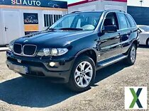 Bmw x5 3.0d pack luxe a
