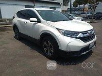 Honda cr-v 5p ex l4/2.4 aut 2018   24.785 km   gustavo a. Madero