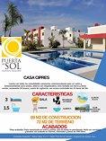 En venta, puerta al sol fraccionamiento nuevo casas, acapulco - 3 recámaras - 2 baños - 69 m2