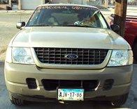 Ford explorer 2002, automática, 4 litres