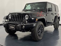 Jeep wrangler unlimited backcountry