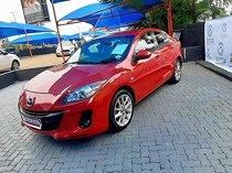 2013 mazda mazda3 sedan 1.6 dynamic auto