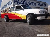 Ford Courier Automatic 1995