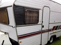 Jurgens magnificent caravan b 1984 (830kg) for sale