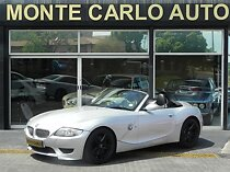 2007 bmw z4 m roadster, silver with 128000km available now!