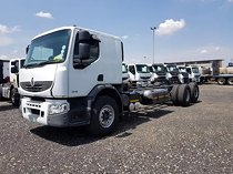 2014 renault 380 6x2 chassis cab