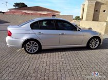 Bmw 3-series 320d automatic 2012