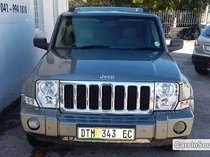 Jeep Commander Automatic 2007