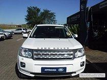 Land Rover Freelander Automatic 2011