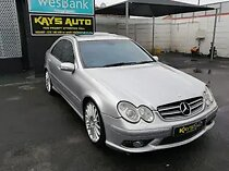 2004 mercedes-benz c-class c55 amg automatic!!!! For sale in western cape