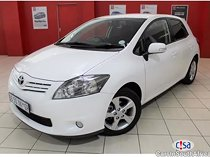 Toyota Auris Manual 2010
