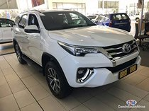 Toyota Fortuner 2.8GD-6 Auto 4X4 Automatic 2018