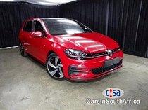 Volkswagen golf vii 2.0 tsi r dsg automatic 2018