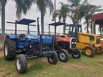 New holland massey ferguson tractors