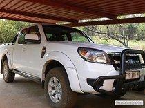 Ford Ranger Manual 2011