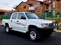 Toyota hilux 1999, manual, 2.7 litres