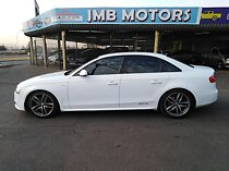 2013 audi a4 1.8 t, white with 97000km available now!