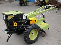 Two-wheel tractors brand new (the iron ox)