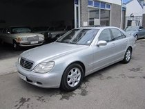 2002 mercedes-benz s-class s500 for sale