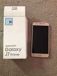 16gb samsung galaxy j7 prime brand new in the box never been used: