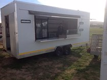Insulated food truck / trailers from r65k