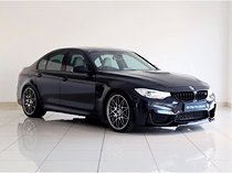 Bmw m3 m-dct competition (f80) for sale in western cape