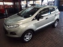 Ford ecosport 2014, manual, 1.5 litres