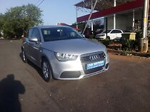 2014 audi a1 1.2 tfsi attraction, silver with 81000km available now!