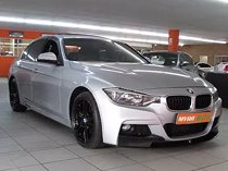 2015 bmw 3 series 320d m sport auto for sale in western cape