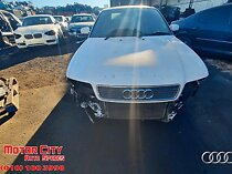 Now stripping for spares - 1999 audi a4 2.8 v6 - now stripping for spares