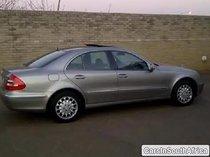 Mercedes Benz E-Class Automatic 2003