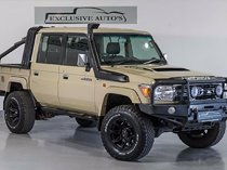 Toyota land cruiser 79 4.5d double cab for sale in gauteng