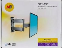 """Full motion cantilever mount for led and lcd tvs 32""""-55"""""""