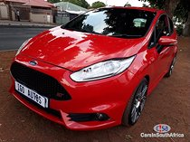 Ford fiesta st 1.6 ecoboost manual 2017