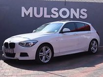 2015 bmw 1 series 125i 5-dr m sport auto for sale in gauteng