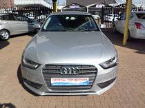 2015 audi a4 1.8 t, silver with 92000km available now!