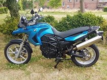 Bmw f650gs twin 2008 vgc just 4600 miles abs h'grips computer