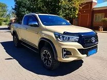 Toyota hilux 2017, automatic
