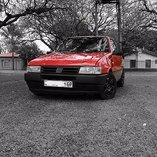 Fiat uno - speed and sound