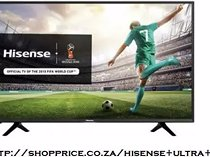 HiSense 50N3000UW 50 inch Direct LED Ultra High