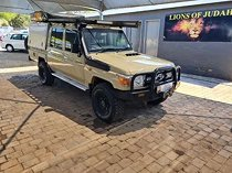 2014 toyota land cruiser 79 4.2 d double-cab for sale in gauteng