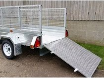 Cattle and general purpose trailers