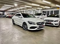 2017 mercedes-benz cla 200 amg auto for sale in gauteng