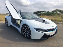 2015 bmw i8 coupe still brand new delivery kms full plan trade ins and quick finance