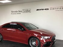 2021 mercedes-amg cla cla45 s 4matic for sale