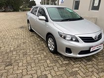 Silver toyota corolla quest 1.6 plus with 15689km available now!